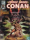 Bandes dessinées - Conan - Savage Sword of Conan the barbarian 14