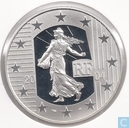 "1½ euro 2004 France (PROOF) ""La Semeuse 3rd Edition Marianne"""