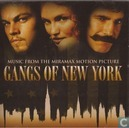 Music From the Mimax Motion Picture Gangs of New York