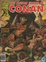 Comic Books - Conan - The Savage Sword of Conan the Barbarian 50