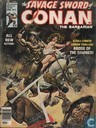 Comic Books - Conan - The Savage Sword of Conan the Barbarian 11