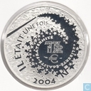 "1½ euro 2004 France (PROOF) ""fairy-tale characters 3rd Edition Peter Pan"""