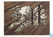 M.C. Escher: Puddle, 1952