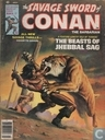 Bandes dessinées - Conan - The Savage Sword of Conan the Barbarian 27