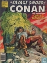 Comics - Conan - The Savage Sword of Conan the Barbarian 33