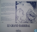 Comics - Bommel und Tom Pfiffig - Le Grand Barribal