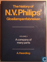 The History of N.V. Philips' Gloeilampenfabrieken