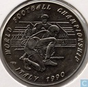 "Laos 10 kip 1989 ""World Cup 1990"""