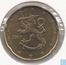Coins - Finland - Finland 20 cents 2007