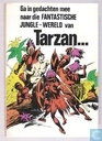 Comic Books - Tarzan of the Apes - De siamese tweeling-reus