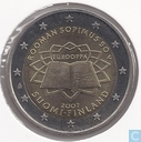 "Munten - Finland - Finland 2 euro 2007 ""50th anniversary of the Treaty of Rome"""