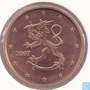 Coins - Finland - Finland 2 cent 2007