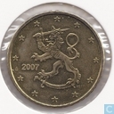 Coins - Finland - Finland 50 cent 2007