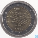 "Coins - Finland - Finland 2 Euro 2007 ""90 years of independence"""