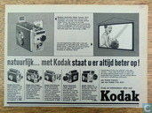 Advertentie Kodak Cine 1961