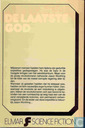 Livres - Card, Orson Scott - De Laatste God