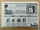 Advertentie Kodak Brownie 1961