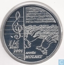 "France ¼ euro 2006 ""250th anniversary of Wolfgang Amadeus Mozart"""