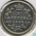 Canada 5 cents 1899