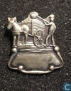 Cockle fisherman with horse and cart