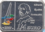 "France ¼ euro 2007 ""series French Painters 90th anniversary of the death of Edgar Degas"""