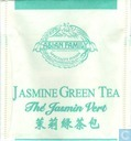 Tea bags and Tea labels - Asian Family - Jasmine Green Tea