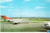 Greater Pittsburgh Airport - Northwest Airlines - Boeing 727