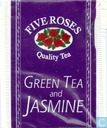 Green Tea and Jasmine