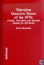 Television Detective Shows of the 1970s