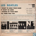 Disques vinyl et CD - Beatles, The - I Want to Hold Your Hand