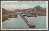 Bird's Eye View of Pedro Miguel Locks, Panama Canal