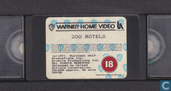 DVD / Video / Blu-ray - VHS video tape - 200 Motels