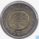 "Munten - Malta - Malta 2 euro 2009 ""10th Anniversary of the European Monetary Union"""