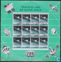 Peaceful use of outer space