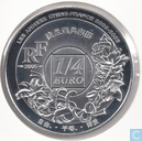 "France ¼ euro 2005 ""Culture year between France and China"""