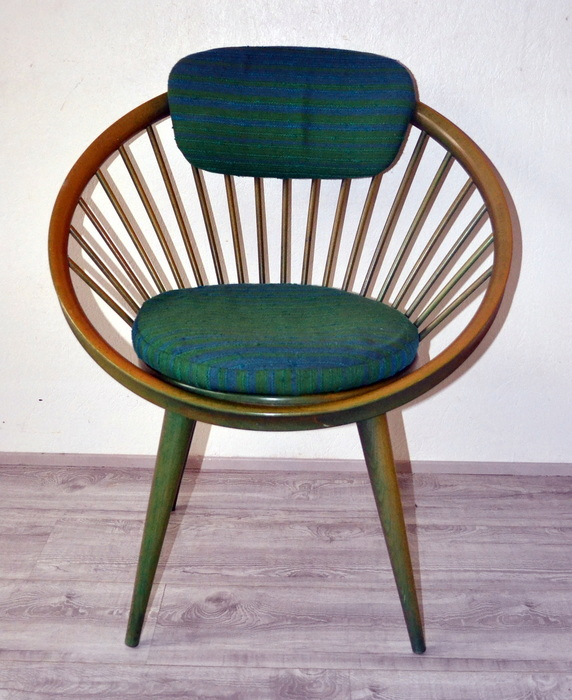 Yngve Ekström - Circle Chair