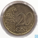 Monnaies - Luxembourg - Luxembourg 20 cent 2002