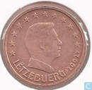 Luxembourg 2 cent 2002