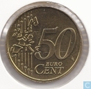 Coins - Luxembourg - Luxembourg 50 cent 2002