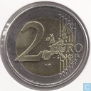 Coins - Luxembourg - Luxembourg 2 euro 2002 (small stars)