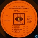 Vinyl records and CDs - Brubeck, Dave - Time Changes