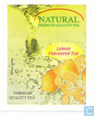 Tea bags and Tea labels - Natural - Lemon Flavoured Tea