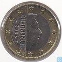 Coins - Luxembourg - Luxembourg 1 euro 2002