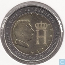 "Munten - Luxemburg - Luxemburg 2 euro 2004 ""80 years of using Monograms on Luxembourgish coins"""
