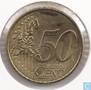 Monnaies - Luxembourg - Luxembourg 50 cent 2004