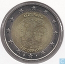 "Coins - Luxembourg - Luxembourg 2 euro 2009 ""10th Anniversary of the European Monetary Union"""