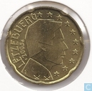 Coins - Luxembourg - Luxembourg 20 cent 2005