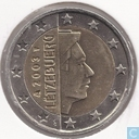Monnaies - Luxembourg - Luxembourg 2 euro 2003