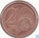 Monnaies - Luxembourg - Luxembourg 2 cent 2005