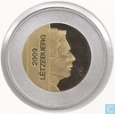 "Luxembourg 5 euro 2009 (BE) ""Common Kestrel"""